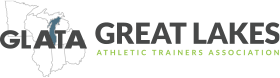 Great Lakes Athletic Trainers Association Logo