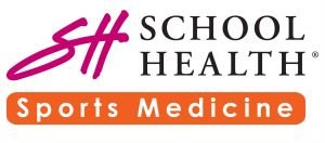 School Health Sports Medicine Logo