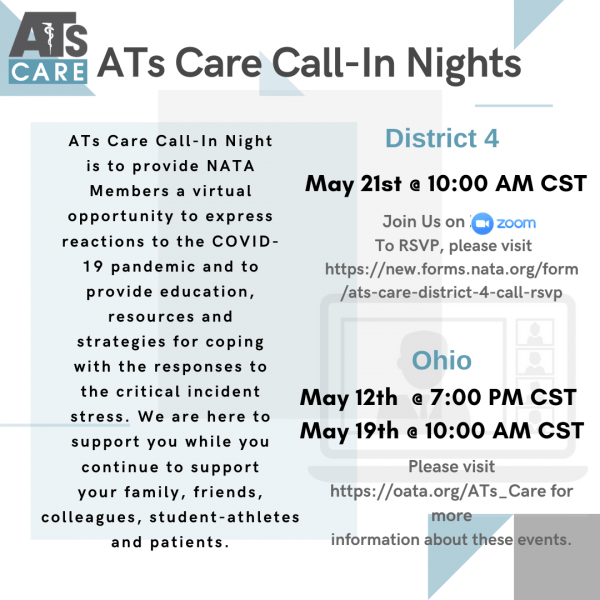 ATs Care Call-In Nights